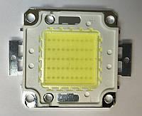 Светодиод матричный СОВ для прожектора 50W 6500К Код.58540