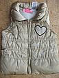 Комплект из 3-х предметов для девочки Young Hearts, размер 86 (18М), фото 2