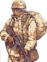 Зимняя военная форма