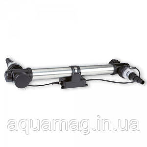 УФ - стерилизатор AquaKing RVS² JUVC-55 корпус нерж. для пруда, водоема, узв, ставка, озера