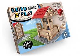 Конструктор деревянный Danko Toys 7645DT BUILD'N'PLAY Колодец
