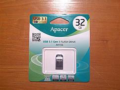 32GB Apacer AH156 USB 3.1 Гарантія!