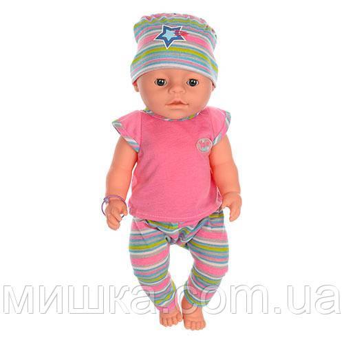 Кукла-пупс МАЛЯТКО BL020L-S-UA интерактивная,9 функций