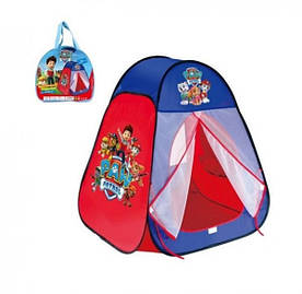 Детская палатка Щенячий Патруль