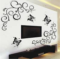 Виниловые наклейки на стену, мебель