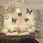 Виниловые наклейки на стену, мебель - 70*50см, фото 3
