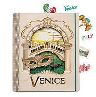 """Блокнот """"Венеция"""" (А5 формат )"""