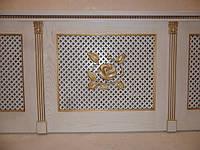 Решетки деревянные экраны декоративные на батареи э