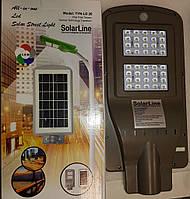 Светильник уличный на солнечной батарее LED Solar Street Light 40 W, фото 1