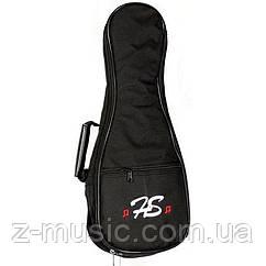 Чехол для укулеле сопрано MusicBag UKG-С, утеплитель 15 мм