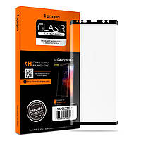 Защитное стекло Spigen для Samsung Note 8, Full Cover (587GL22612), фото 1
