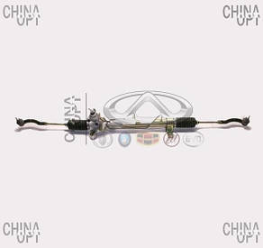 Рейка рулевая, без наконечников, с ГУР, BYD F3R [1.5,HB], 17.03.1100F3001, Aftermarket