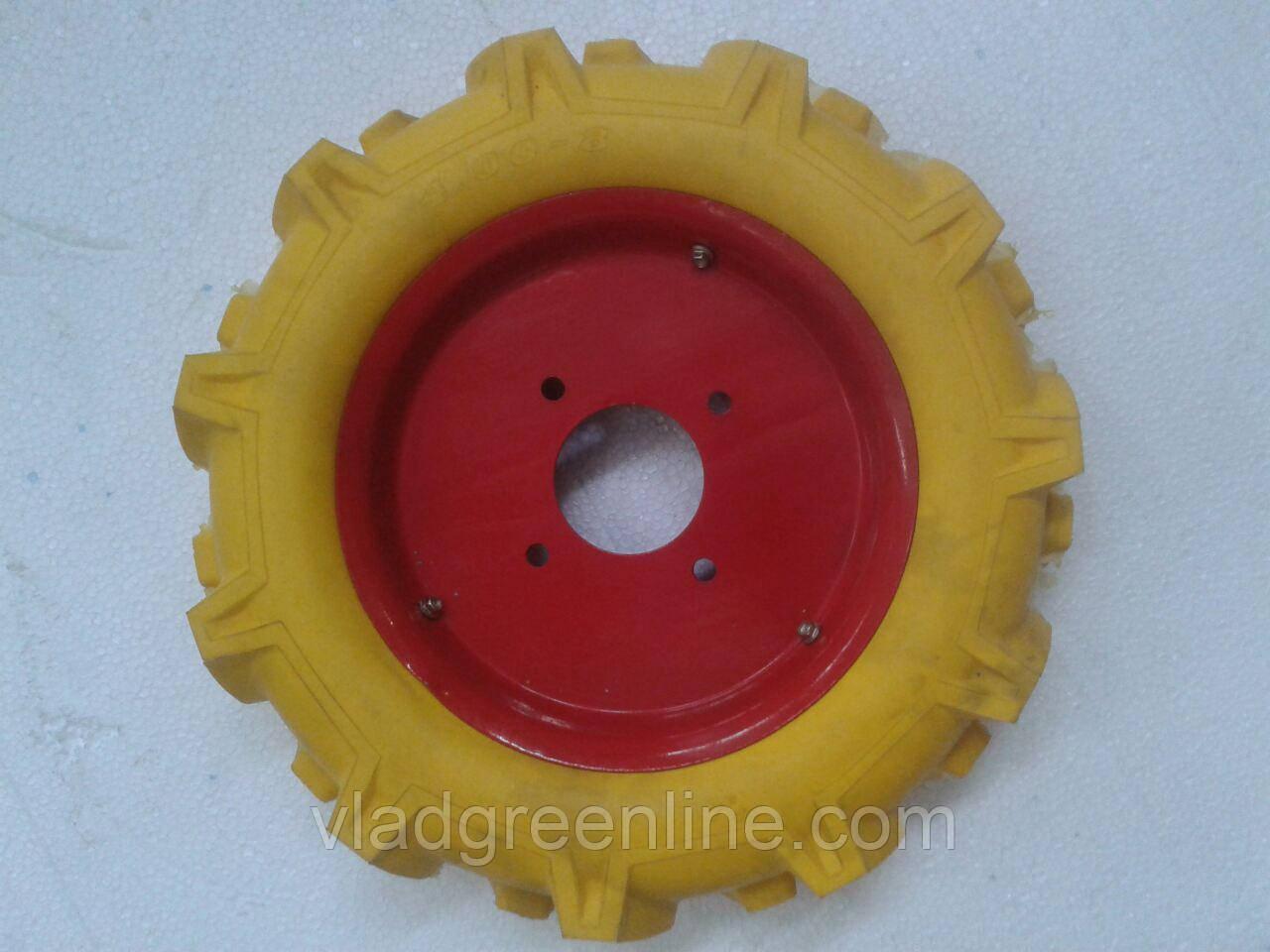 Проколобезопасное колесо для мотоблока 4.00-8 Премиум