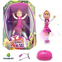 Летающая интерактивная кукла Маша с пультом