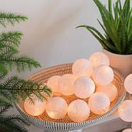 "Тайская LED-гирлянда ""White"" (35 шариков), фото 5"