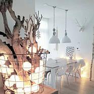 "Тайская LED-гирлянда ""White"" (35 шариков), фото 8"