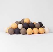 """Тайская LED-гирлянда """"Clay"""" (35 шариков), фото 3"""