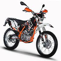 Мотоцикл Skybike KAYO T2-250 Белый с черным, фото 1