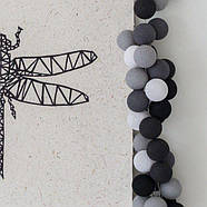 """Тайская LED-гирлянда """"Antra"""" (35 шариков), фото 6"""
