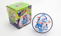 Куля лабіринт Maze Ball 80 кроків 18 см, в коробці