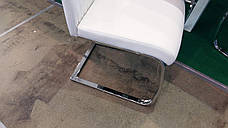 Стул кухонный экокожа DSC-688 DAOSUN, белый, фото 3