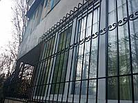 Решетка на окно (квадрат 10-12 мм.) арт. рс.30, фото 1