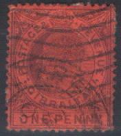 Гибралтар SG#57 1903 год
