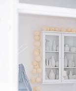 """Тайская гирлянда """"Shell"""" (20 шариков) петля, фото 4"""