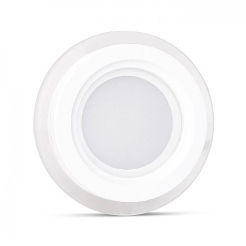 LED Downlight Feron AL2110 6W 5000К круглый
