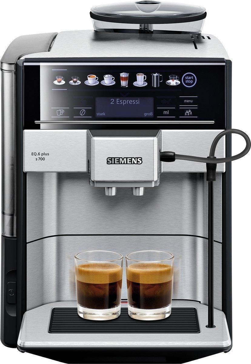 Кофемашина Siemens EQ.6 Plus s700 (TE657503DE) (Б/У)