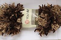 Пряжа для ручного вязания полушерсть фантазийная ярнарт