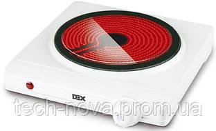 Настольная плита стеклокерамическая DEX DCS-201