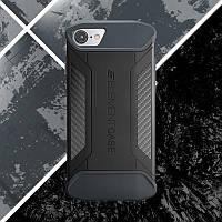 Чехол накладка Element Case CFX черный iPhone 6 7 8 (EMT-322-131DZ-01), фото 1
