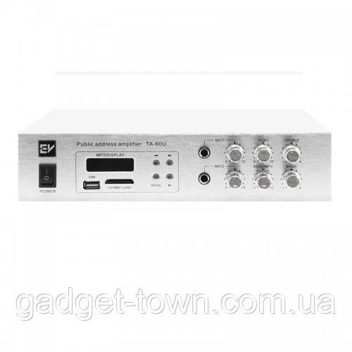 Трансляційний підсилювач потужності Sky Sound TA-60U (Electro-Voice)