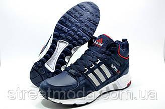 Зимние мужские кроссовки Adidas Equipment Torsion, Синие