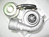 Турбина Volkswagen Golf V 1.9TDI 04- , 3K: 5439 988 0022, б/у реставрированная, фото 6