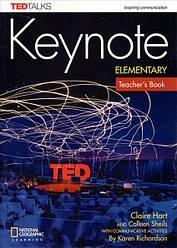 Keynote Elementary Teacher's Book with Audio CDs (2)