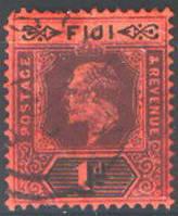 Фиджи 1904 SG#116
