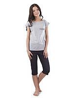 Пижама с короткими штанами(в размере XS - 3XL)
