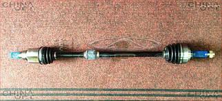Полуось колеса в сборе, правая, Geely CK1 [до 2009г.], 1401099180, Aftermarket
