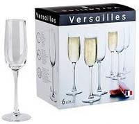 Набор бокалов для шампанского.Versailles 160 мл-V /6 шт/  Luminarc G1484