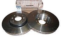 Диск передний тормозной (комплект) Renault Lodgy Original 402069518R