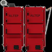 Котёл твердотопливный Альтеп DUO 17 кВт 82л.(дрова, уголь)