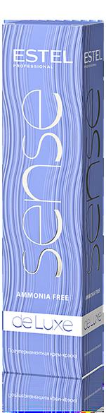9/16 Крем-фарба De Luxe Sense Блондин попелясто-фіолетовий