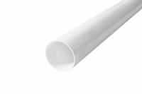 Труба водосточная Profil Д=100мм, дл.=3000мм, цветбелый