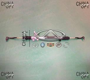 Рейка рулевая, без наконечников, c Г/У, Geely EC8[2.4,GP,AT], 1014014014, Original parts