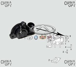 Датчик положения дросельной заслонки, ZX Land Mark, SMW299934, Aftermarket