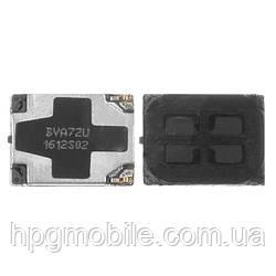 Звонок (buzzer) для LG Q6 M700, в рамке, оригинал