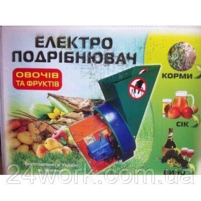 Корморезка электрическая ПОФ 4 г. Винница