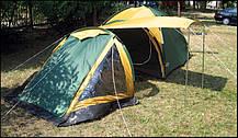 Палатка Traper 4, 3000 мм, тамбур, фото 2